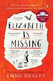 Elizabeth is Missing Paperback – 1 Jan 2015-sanapalas