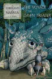 The Voyage of the Dawn Treader (Chronicles of Narnia) Hardcover – Import 14 Aug 2007-sanapalas
