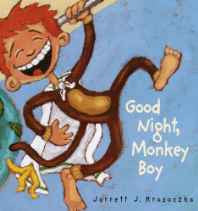 Good Night Monkey Boy Board book – 14 May 2013-Books-sanapalas