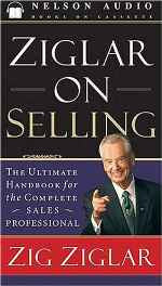 Ziglar on Selling: The Ultimate Handbook for the Complete Sales Professional Audio Cassette – Abridged Audiobook Import-Books-sanapalas