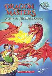Power of the Fire Dragon (Dragon Masters) Library Binding – Import 28 Jul 2015-Books-sanapalas