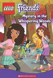 LEGO Friends: Mystery in the Whispering Woods (Chapter Book #3) Paperback – 2 Jun 2016-Books-sanapalas