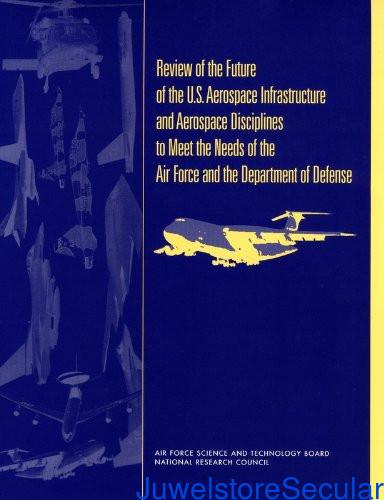 Review of the Future of the U.S. Aerospace Infrastructure and Aerospace Engineering Disciplines to Meet the Needs of the Air Force and the Department of Defense sanapalas