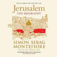 Jerusalem: The Biography Audio CD – Audiobook CD Unabridged-sanapalas