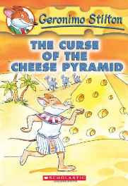 The Curse of the Cheese Pyramid: 2: 02 (Geronimo Stilton) Paperback – 1 Feb 2004-sanapalas