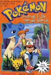 Pokemon Chapter Book #9: Journey to Orange Island Paperback – Import 1 Jun 2000-sanapalas