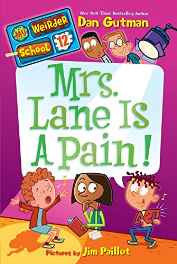 My Weirder School #12: Mrs. Lane is a Pain! Paperback – 25 Nov 2014-Books-sanapalas