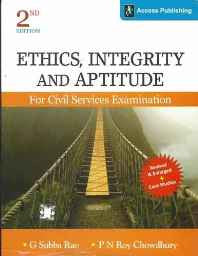 Ethics Integrity and Aptitude (Old Edition) Paperback – 25 Jun 2014-Books-sanapalas