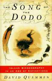 SONG OF THE DODO: Island Biogeography in an Age of Extinctions Hardcover – Import 12 Apr 1996-sanapalas