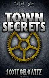 The Book of Adam: Town Secrets Paperback – Import 14 Sep 2014-Books-sanapalas
