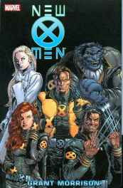 New X-Men by Grant Morrison Ultimate Collection - Book 2: 0 (Graphic Novel Pb) Paperback – 27 Aug 2008-sanapalas