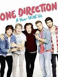 One Direction: A Year With Us Paperback – Import 6 Jan 2015-Books-sanapalas