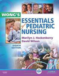 Wong's Essentials of Pediatric Nursing Hardcover – Import 30 Sep 2008-sanapalas