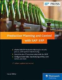 Production Planning and Control with SAP ERP Hardcover – Import 28 Nov 2016-Books-sanapalas