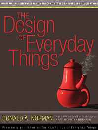 The Design of Everyday Things: Includes Multimode Cd Audio CD – Audiobook CD Import-Books-sanapalas