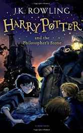 Harry Potter and the Philosopher's Stone Paperback – 3 Sep 2014-Books-sanapalas