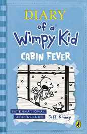 Diary of a Wimpy Kid - 6: Cabin Fever Paperback – 31 Jan 2013-Books-sanapalas