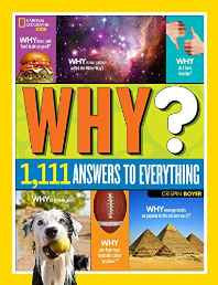 National Geographic Kids Why? Hardcover – 21 Dec 2015-Books-sanapalas
