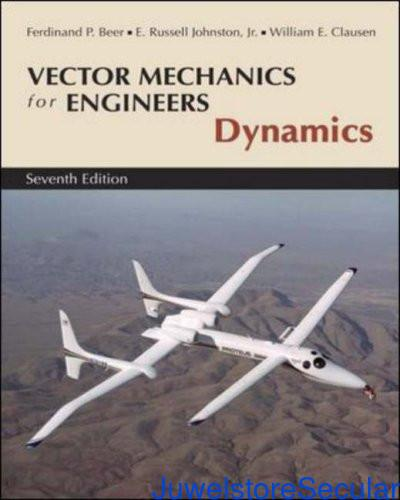 Vector Mechanics for Engineers: Dynamics sanapalas