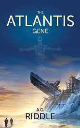 The Atlantis Gene: A Thriller (the Origin Mystery Book 1) Hardcover – Import 19 Feb 2014 sanapalas