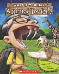 What if You Had Animal Teeth Paperback – 15 Jan 2014-Books-sanapalas