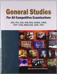 General Studies for All Competitive Examinations IAS IFS IES IES/ISS SCRA CMS CPF CDS NDA/NA SSC: Volume 1 Hardcover – 1 Sep 2014-Books-sanapalas