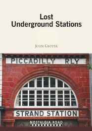 Lost Underground Stations Paperback – Import 22 Feb 2014-sanapalas