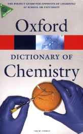 Oxford Dictionary of Chemistry (Oxford Quick Reference) Paperback – 6 Aug 2008-sanapalas