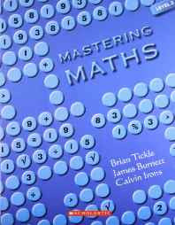 Mastering Maths (Level - 3) Paperback – 2010-sanapalas
