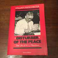 Disturber of the Peace: Life of H.L. Mencken (Commonwealth Classics in Biography) Paperback – Import Jan 1988-sanapalas