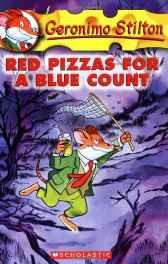 Red Pizzas for a Blue Count: 07 (Geronimo Stilton) Paperback – 1 May 2004-sanapalas