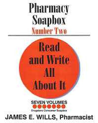Pharmacy Soapbox Number Two: Volumes 14-20 Paperback – Import 25 Oct 2016-Books-sanapalas