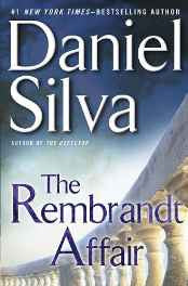 The Rembrandt Affair (Gabriel Allon) Hardcover – Import 20 Jul 2010-sanapalas
