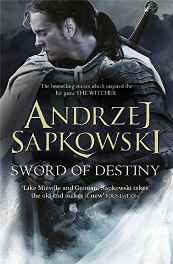 Sword of Destiny: SFF(Science Fiction & Fantasy) Paperback – 10 Mar 2016-sanapalas