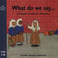 What Do We Say Hardcover – Import 1 Apr 2000-Books-sanapalas
