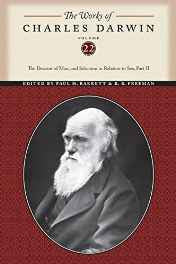 The Descent of Man and Selection in Relation to Sex (The Works of Charles Darwin) Hardcover – Import May 1990-Books-sanapalas