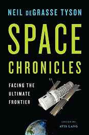 Space Chronicles - Facing the Ultimate Frontier Hardcover – Import 20 Apr 2012-sanapalas