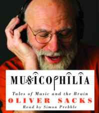 Musicophilia: Tales of Music and the Brain Audio CD – Abridged Audiobook CD-sanapalas