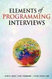 Elements of Programming Interviews Paperback – 2013-Books-sanapalas