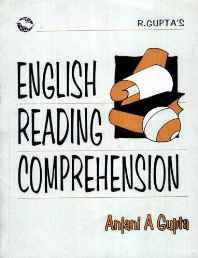 English Reading Comprehension Paperback – 2014-Books-sanapalas