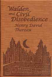 Walden and Civil Disobedience (Word Cloud Classics) Flexibound – 29 May 2014-sanapalas
