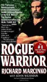 Rogue Warrior: Red Cell Mass Market Paperback – Import 1 Mar 1993-sanapalas