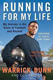 Running for My Life: My Journey in the Game of Football and Beyond Paperback – Import 8 Sep 2009-sanapalas