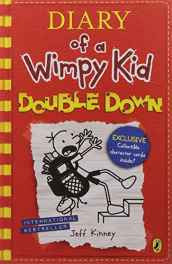Double Down (Diary of a Wimpy Kid Book 11) Hardcover – 1 Nov 2016-Books-sanapalas