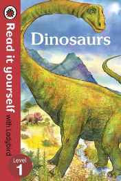 Read It Yourself with Ladybird Dinosaurs (mini Hc): Level 1 Hardcover – 1 Sep 2015-Books-sanapalas