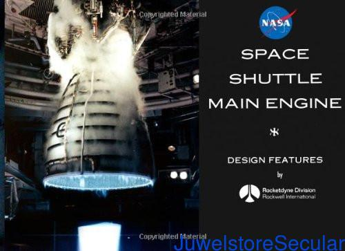 NASA Space Shuttle Main Engine Design Features sanapalas