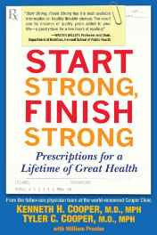Start Strong Finish Strong: Prescriptions for a Lifetime of Great Health Paperback – 11 Sep 2008-sanapalas