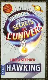 Georges et les secrets de l'univers (French) Mass Market Paperback – 4 Sep 2008-sanapalas
