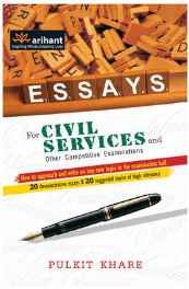 ESSAYS for Civil Services and Other Competitive Examinations Paperback – 2014-Books-sanapalas
