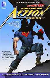 Superman - Action Comics Vol. 1: Superman and the Men of Steel (The New 52) Paperback – 7 May 2013 sanapalas
